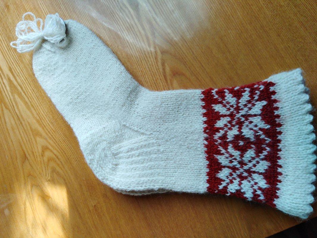 Socks size EU 36-37. Wool 100%